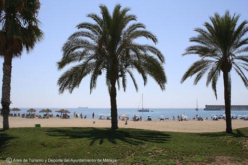 malaga-beach