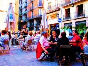 Barer i Malaga